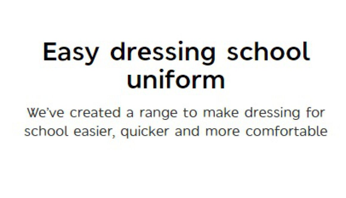 M&S easy dressing